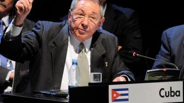 """Raul Castro vor Amerika-Gipfel in Panama: """"Es wurde Zeit, dass ich hier im Namen von Kuba spreche"""""""