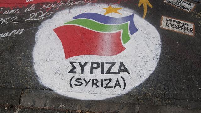 Griechische Regierung droht mit Veto gegen Freihandelsabkommen TTIP