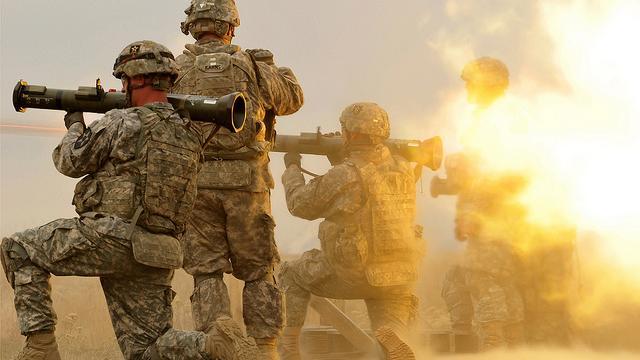 Doch US-Bodenoffensive? USA schicken 4.000 Infanteriesoldaten und Panzer gegen IS nach Kuwait