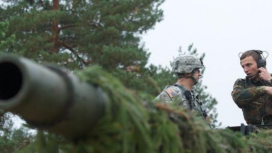 Angst vor dem bösen Iwan? Bundeswehr und Politik fordern 300 mehr Kampfpanzer