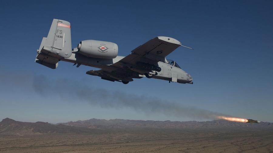 "USA verlegen zwölf A-10 Erdkampfflugzeuge und 300 ""Airmen"" nach Osteuropa"