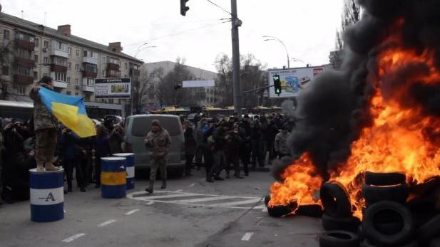 Ukraine verwirrt - Wer steckt hinter der Auflösung des Aidar-Bataillons?
