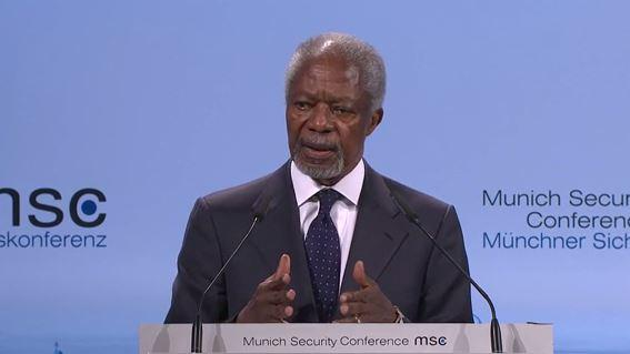 WDR erfindet anti-russischen Kommentar von ex UN-Generalsekretär Kofi Annan