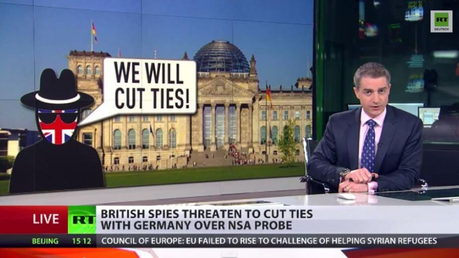 Wegen NSA-Ausschuss: UK will Zusammenarbeit mit BND aufkündigen
