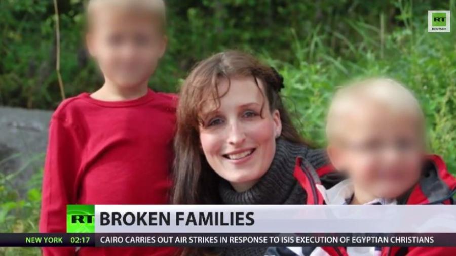 """Tschechischer Mutter in Norwegen die Kinder weggenommen: """"Es ist verboten, ich liebe dich zu sagen"""""""