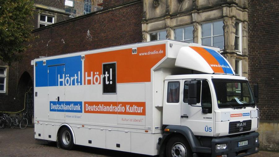 Programmbeschwerden gegen Deutschlandfunk wegen Ukraineberichterstattung