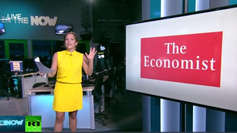 """RT nimmt Propaganda-Artikel des """"The Economist"""" auseinander"""
