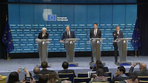 Verhandlungen Euro-Gruppe mit Griechenland - Was Bundesregierung und Medien verschweigen