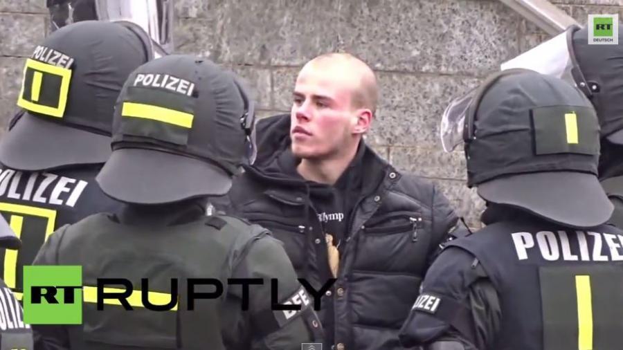Spannungen in Ludwigshafen – HoGeSa-Ableger vs. Antifa