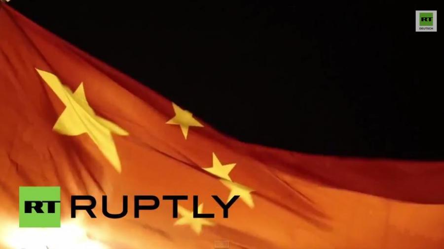 Tsipras besucht chinesische Marine Delegation - Syrizas Plan B?