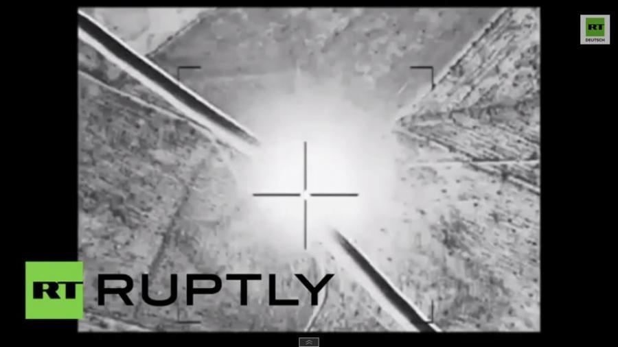 Irak: Bombenregen der US-Koalition gegen den IS