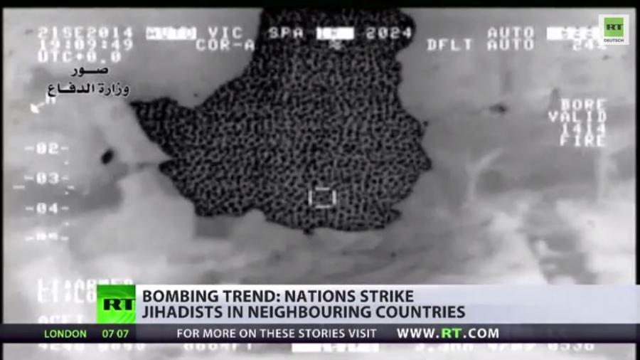 Der Anti-IS-Kampf versinkt mehr und mehr im Chaos