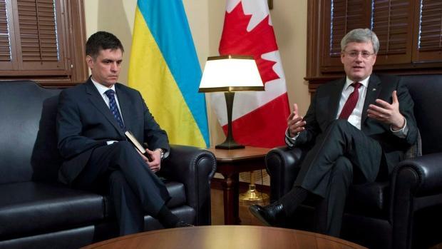 Ukrainischer Vize-Außenminister in Kanada: Wir bereiten umfassenden Krieg vor, um Putin irgendwie zu stoppen