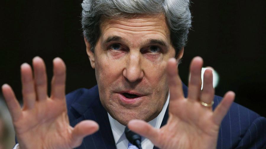 Obsession? US-Außenminister Kerry will mehr Geld im Kampf gegen RT