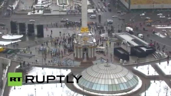 LIVE: Familien der Opfer des Maidan-Putsches protestieren in Kiew gegen Poroschenko