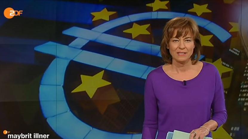 """Zuschauermanipulation - Programmbeschwerde gegen ZDF Maybrit Illner """"Aufstand in Athen"""""""