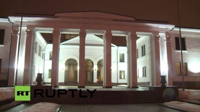 Ukraine-Krise: Kontaktgruppe trifft sich in Minsk