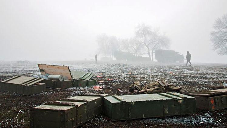 Ukrainische Truppen ziehen sich aus dem Kessel von Debalzewo zurück - Rechter Sektor droht mit Konsequenzen