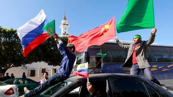 Westen versagt - Tripolis ersucht Moskau um Hilfe bei Ausbildung der libyschen Armee