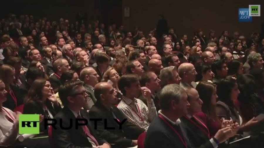 LIVE: Gipfel zur Cyber-Sicherheit - Obama Rede