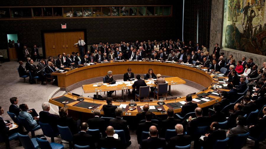 Russische Resolution zur Ukraine einstimmig vom UN Sicherheitsrat angenommen