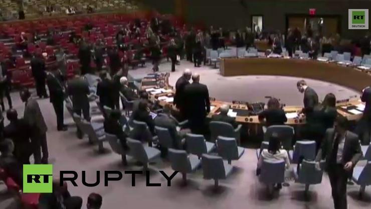 Live: Abstimmung über russische Ukraine-Resolution im UN-Sicherheitsrat