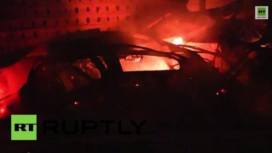 Baldige Friedensverhandlungen in Minsk – Beschuss der Zivilbevölkerung geht weiter
