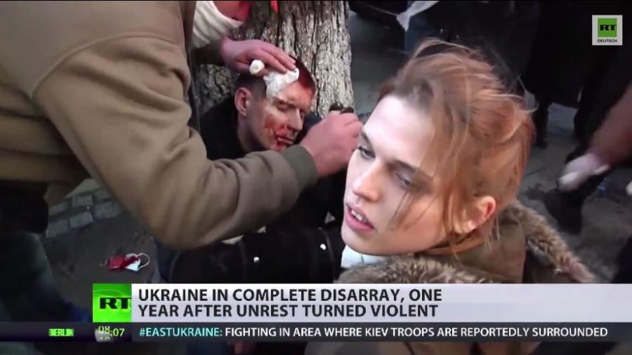 Putsch oder Revolution? RT-Rückblick zu ein Jahr Euro-Maidan