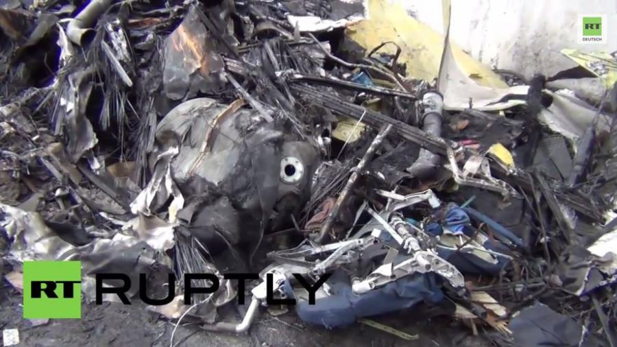 MH17: Weitere Überreste von Leichen gefunden