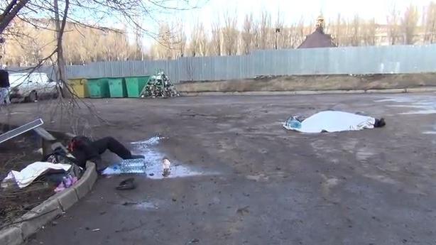 Amnesty International: Katastrophale Zustände für Zivilbevölkerung in der Ostukraine