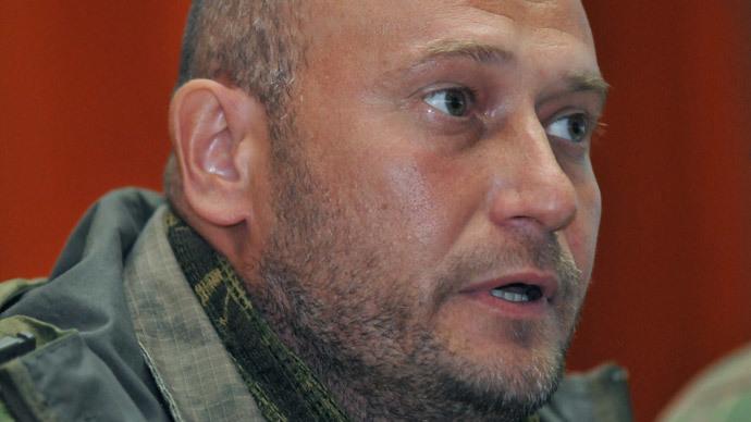 Anführer des Rechten Sektors: Wir lehnen Abkommen von Minsk ab und werden weiter kämpfen