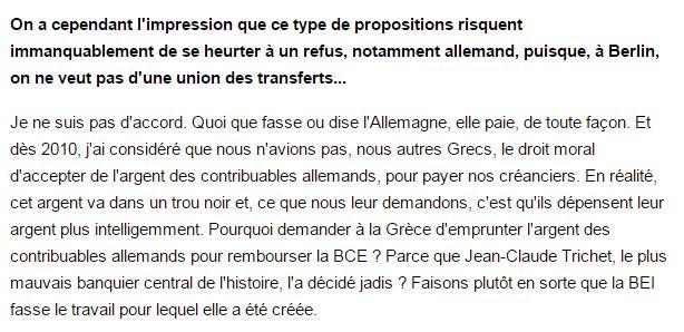 Quelle: Screenshot La Tribune