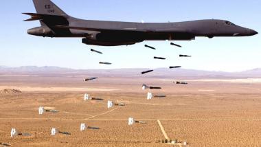 Neue Syrien-Strategie der USA: Anruf der FSA und US-Air Force bombt gegen IS und Assad