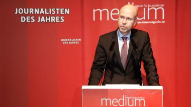 Familiäre Rachegelüste? WELT-Redakteur Jörg Eigendorf macht Jagd auf Publikumskonferenz