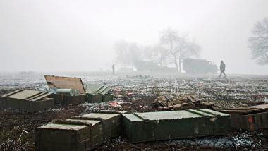 Ukrainische Truppen ziehen sich aus dem Kessel von Debalzewo zurück – Rechter Sektor droht mit Konsequenzen