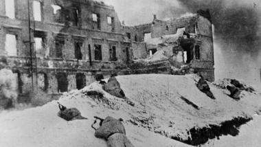 Offener Brief von Stalingrad-Veteranen an Bundeskanzlerin Angela Merkel