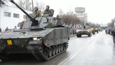 Estland: US-Army hält Militärparade an russischer Grenze ab