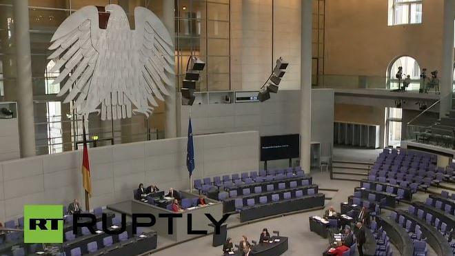 LIVE: Bundestag diskutiert Konsequenzen des Nemzow Mords