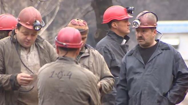 Gewaltige Minenexplosion in Ostukraine