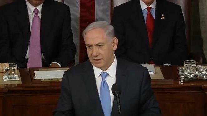 """Netanjahu vor US-Kongress: gegen den Iran und """"ohne brauchbare Alternativen"""""""