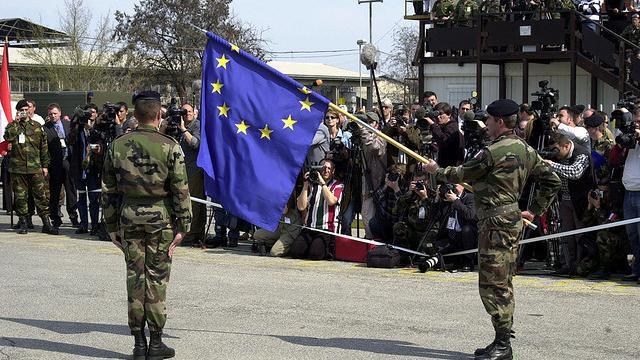 Junckers Traum von EU-Armee als Verteidigung gegen Russland