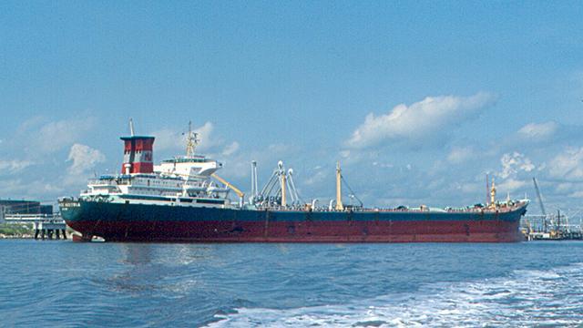 Ukrainische Sicherheitskräfte setzen Frachtschiff wegen Krim-Besuch fest - Mannschaft droht 5 Jahre Haft