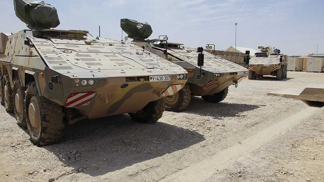 Deutschlands Rüstungsindustrie in Aufbruchstimmung – neue Geschäfte mit Saudi-Arabien?