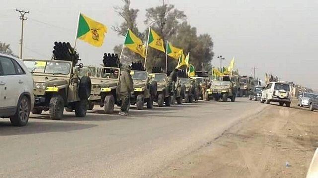 Neue Allianzen? USA erfreut über iranische Raketenlieferungen an Irak gegen IS