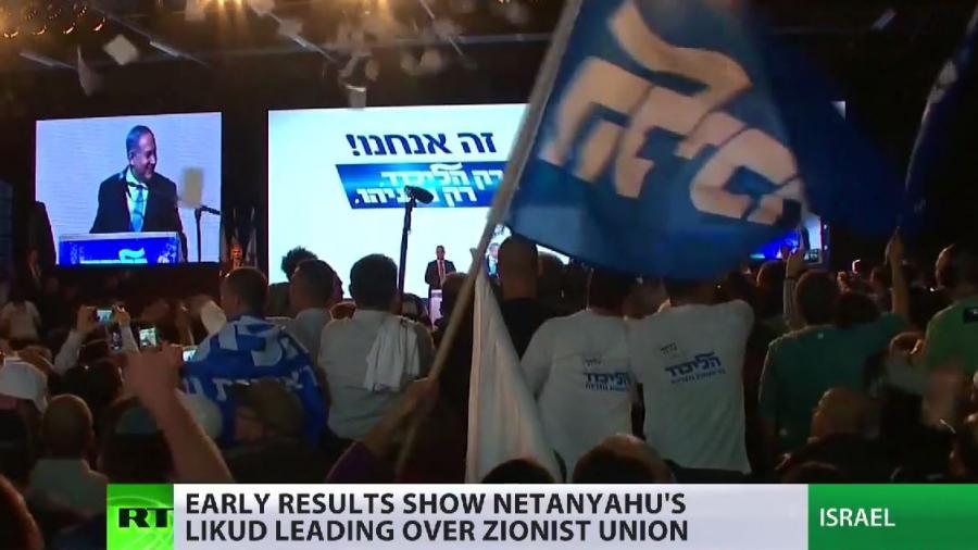 Die Rassismuskarte hat gezogen - Netanyahu gewinnt Parlamentswahl