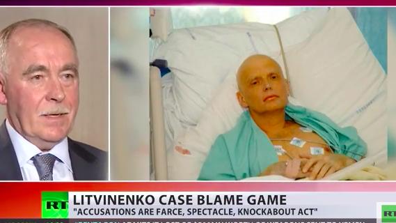 Giftmord an russischem Ex-Agenten Litwinenko – Neue Vorwürfe gegen Russland