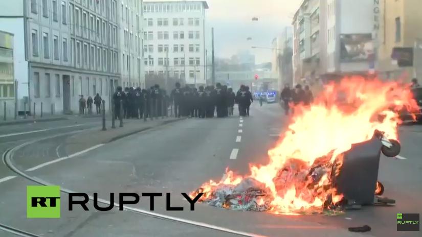 Livestream: Blockupy Frankfurt