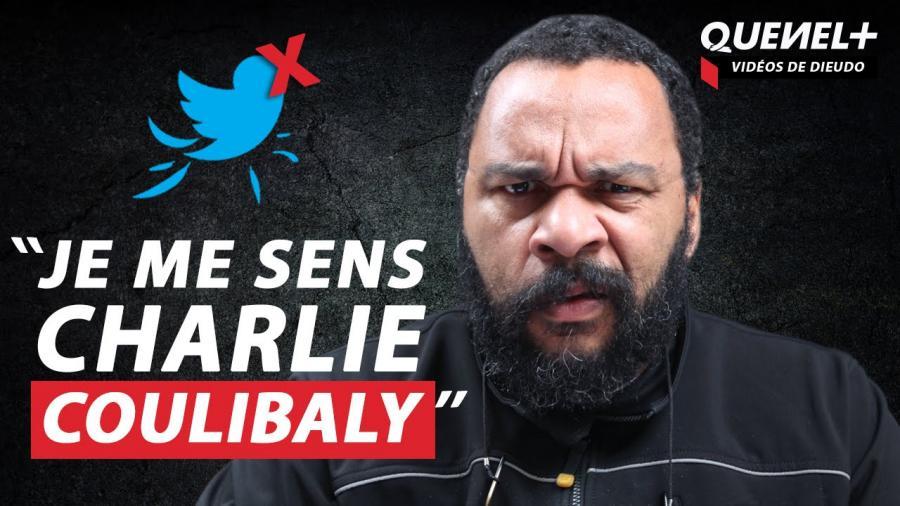 """Liberté toujours? Zwei Monate Bewährungsstrafe für FB-Post: """"Ich fühle mich wie Charlie Coulibaly"""""""