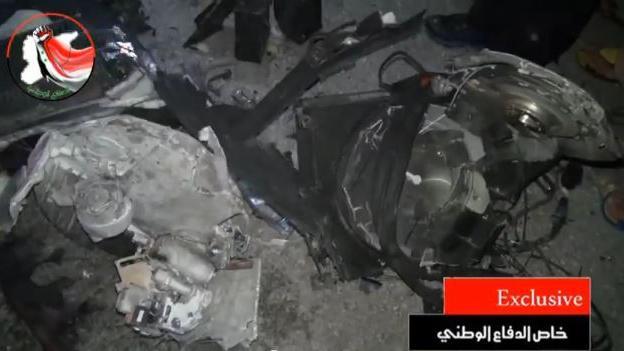 Quelle: Screenshot Staatliches Syrisches Fernsehen