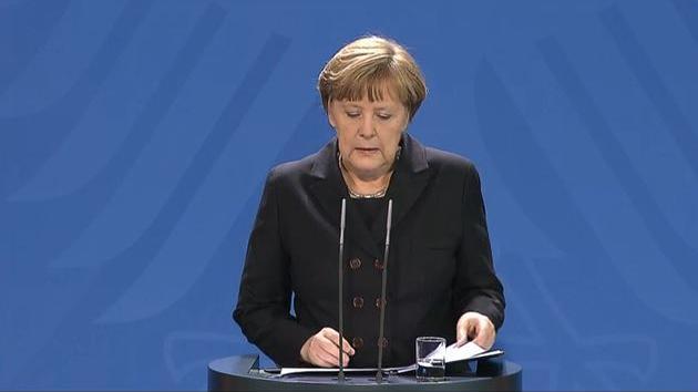 """Merkel warnt Finnland vor """"Alleingang"""" bei Lockerung der Russland-Sanktionen"""